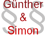 Rechtsanw�lte G�nther & Simon